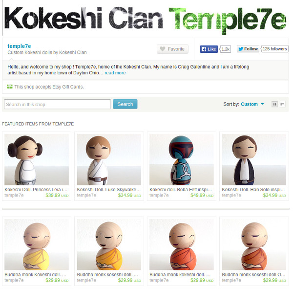 kokeshi clan temple7e
