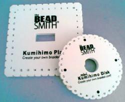 Kumihimo disk i ploča