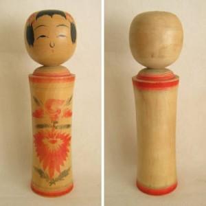 Kokeši lutka iz Narugo regije